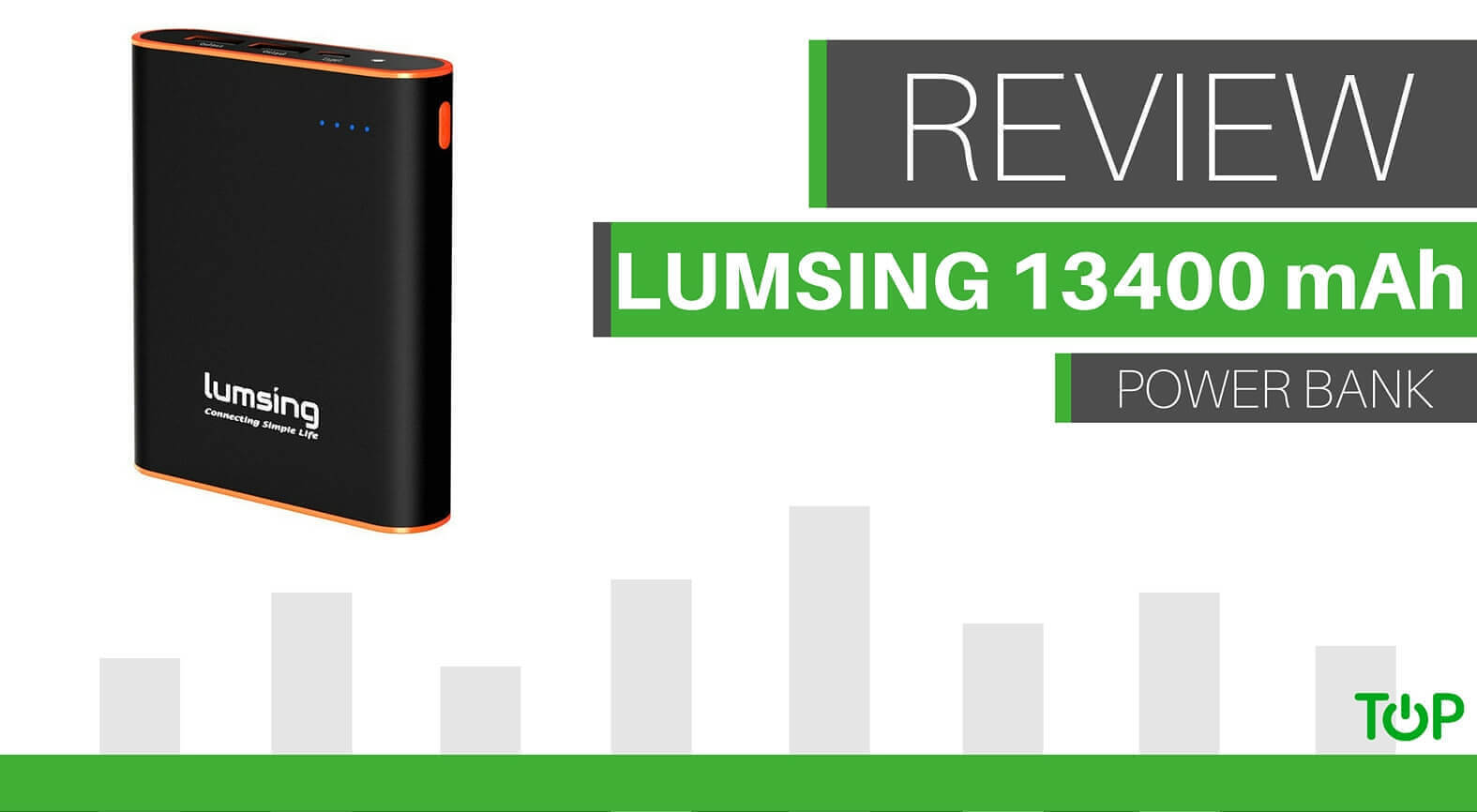 Análisis del Power Bank Lumsing Grand A1 Plus