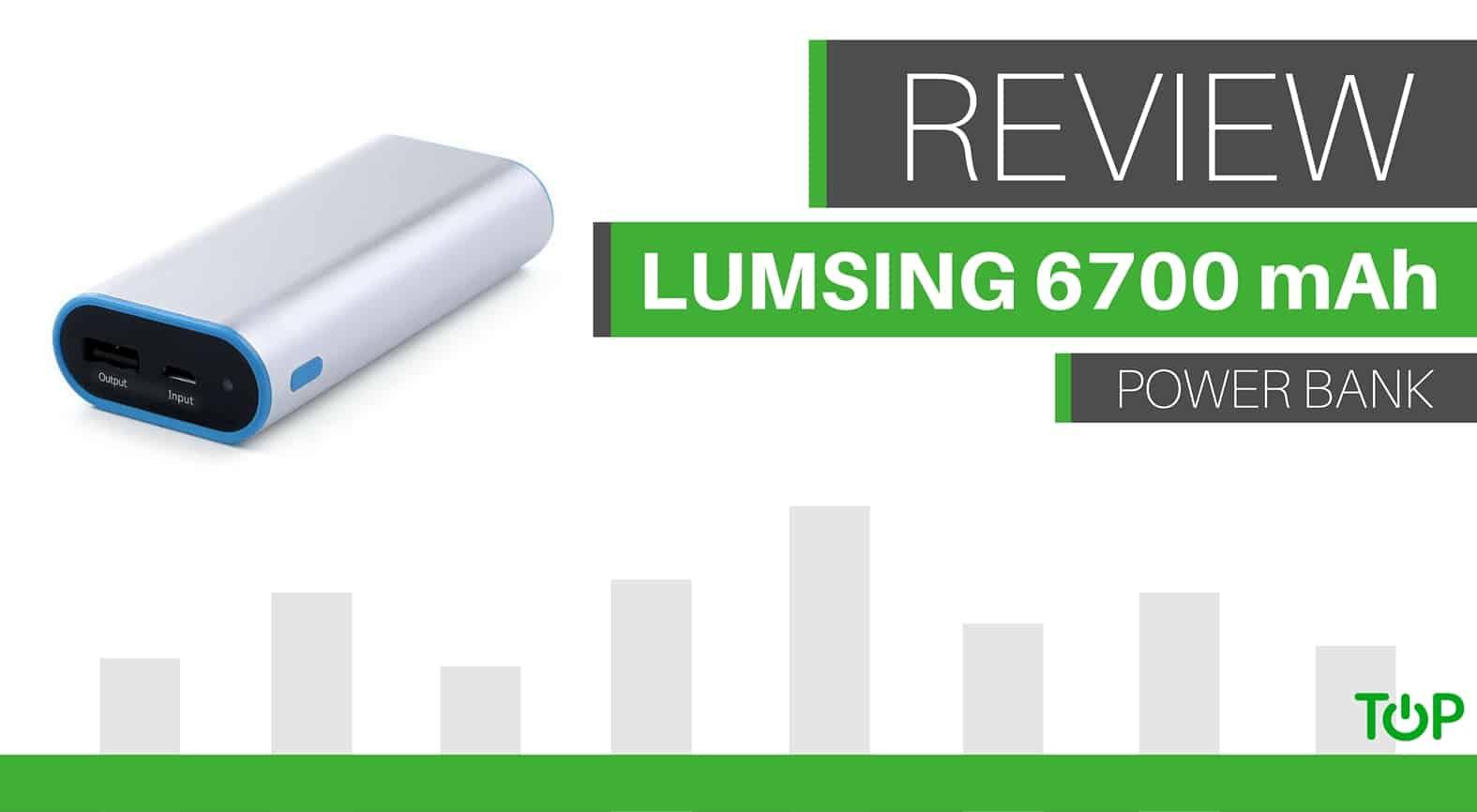Grand A1 Mini, el power bank de bolsillo de Lumsing