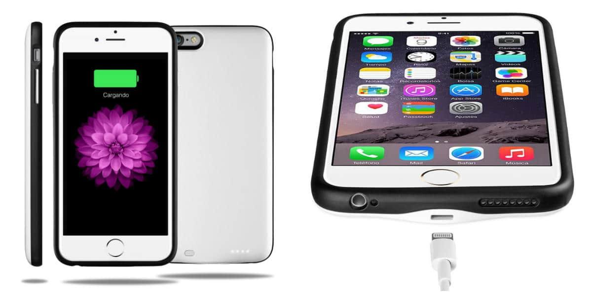 Capacidad Bateria Iphone S Plus