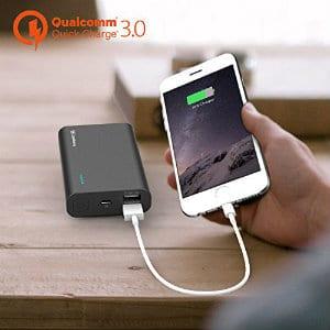 bateria externa carga rapida