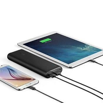 mejores baterias externas gran capacidad