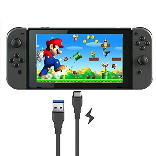 cable usb tipo c nintendo switch