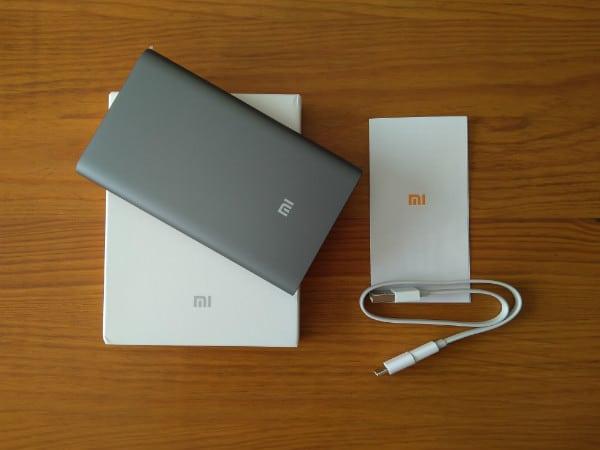 Contenido Xiaomi Powerbank Pro