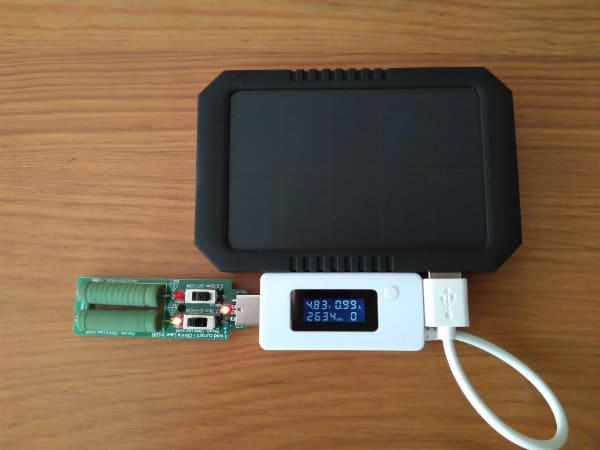 review cargador solar dodocool 4200 mah rendimiento