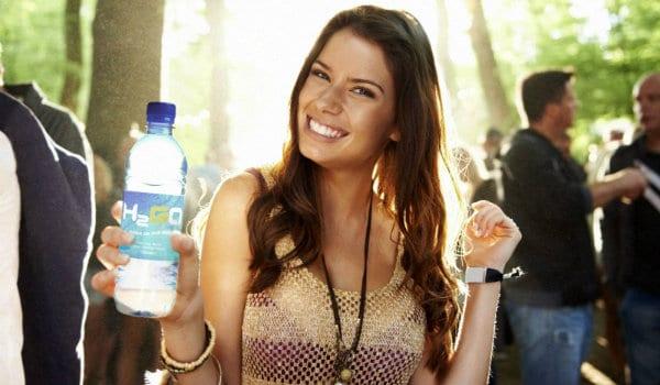 hidratacion festival verano