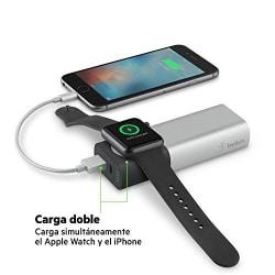 bateria externa iphone belkin 6700mah