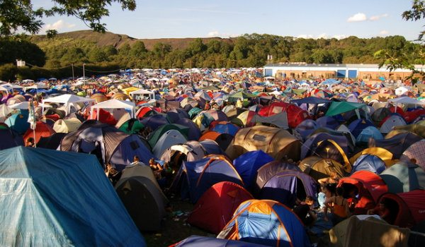 zona camping festival