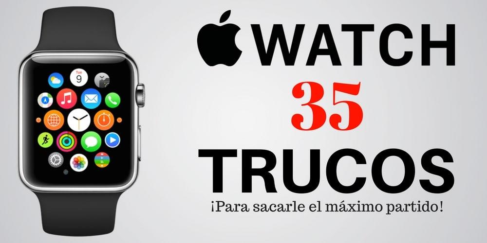 trucos apple watch