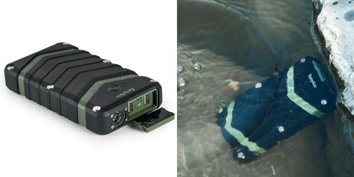bateria externa todoterreno easyacc 20000mah