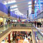 estación carga móvil centro comercial